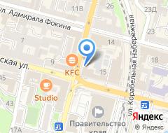 Компания Midas на карте города