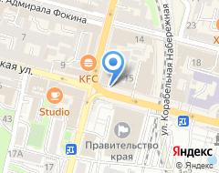 Компания Карьера-Форум на карте города