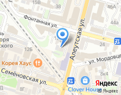 Компания Аверс на карте города