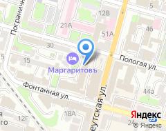 Компания Центральная коллегия адвокатов по Приморскому краю на карте города