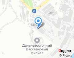 Компания СТО на ул. Калинина на карте города