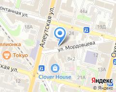 Компания Сентинел Кредит Менеджмент на карте города