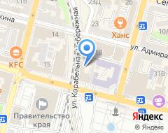 Компания ТЭЗиС на карте города