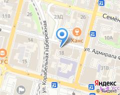 Компания Старвинд-Виза на карте города