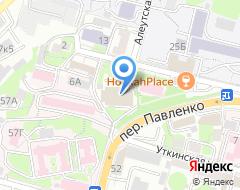 Компания Ферронордик Машины на карте города