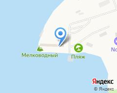 Компания Спортивный клуб острова Русский на карте города