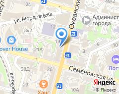 Компания Приморская торгово-промышленная палата на карте города