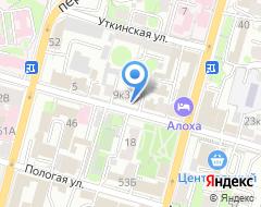Компания Нотариус Будаева В.С на карте города