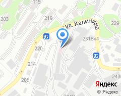 Компания Чуркин на карте города