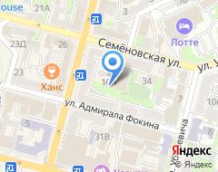 Компания РЦЭК на карте города