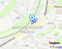 Компания АвтоСпецСтрой на карте города