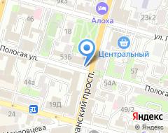 Компания Илана на карте города