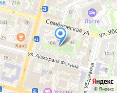 Компания ФинГард-ВЛ на карте города