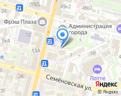 Компания ЦентрСервис на карте города