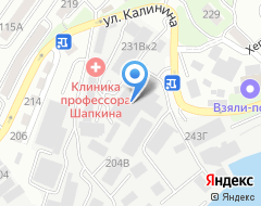 Компания Подшипник-Сервис на карте города