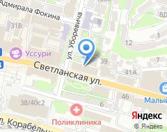 Компания Адвокатская контора №5 на карте города