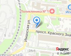 Компания ММВБ-РТС на карте города
