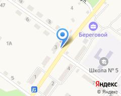 Компания Маргарита на карте города