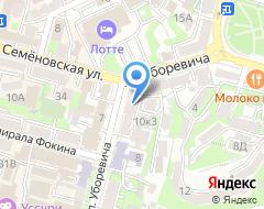 Компания КБ Кедр на карте города