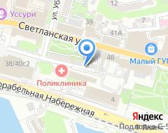 Компания Нотариус Медведева Е.П на карте города