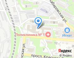 Компания ДВ Аудит Групп на карте города
