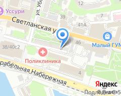 Компания АС на карте города