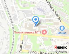 Компания Нотариус Минцева В.Б. на карте города