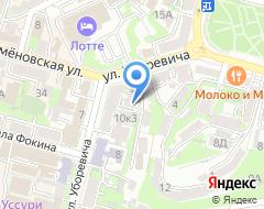 Компания Балахнина и партнеры на карте города