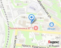 Компания Транс-Авто-ДВ на карте города