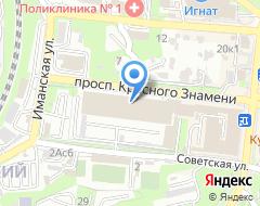 Компания Саир на карте города