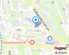 Компания Бюро Фортис на карте города