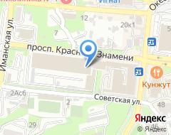 Компания ДВ ЗАЙМ на карте города