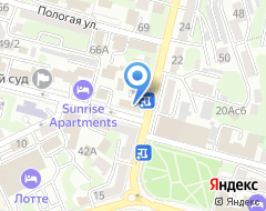 Компания Нотариус Рощин С.Г. на карте города