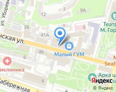 Компания Quick print на карте города