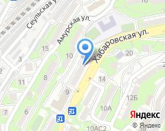 Компания Жилфонд на карте города