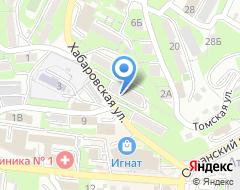Компания Аском на карте города