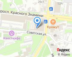 Компания Владсерт на карте города