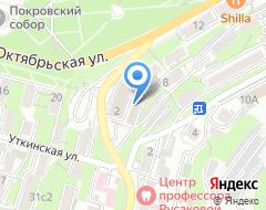 Компания АВТО ПАРТНЕРС на карте города