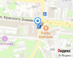 Компания Арктур Эксперт на карте города