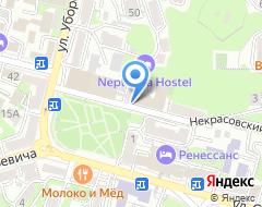 Компания Яков Семенов на карте города
