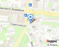 Компания Владивостокское бюро путешествий и экскурсий на карте города