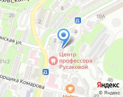 Компания ТаймЛизинг на карте города