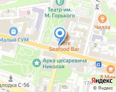 Компания Банк Финансовая корпорация Открытие на карте города