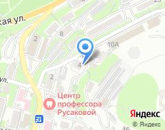 Компания Сфера безопасности на карте города