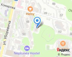 Компания Государственный региональный центр стандартизации, метрологии и испытаний в Приморском крае, ФБУ на карте города