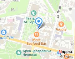 Компания Телеком-Союз негосударственный пенсионный фонд на карте города
