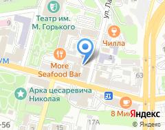Компания Нотариус Теницкая Л.Н. на карте города