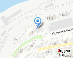 Компания АвтоЦентр NEXT на карте города