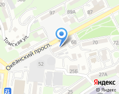 Компания Isnext.ru на карте города