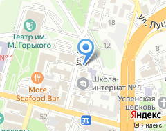 Компания Нотариус Петровская Л.Ю на карте города
